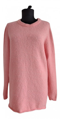 Samsoe & Samsoe Pink Wool Knitwear