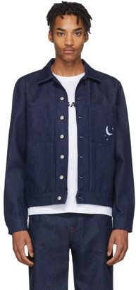 Carne Bollente Blue Denim Bimbo Unchained 2 Jacket