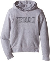 True Religion Paneled Pullover Sweatshirt (Toddler/Little Kids)