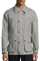 Polo Ralph Lauren Garner Water-Resistant Wool Coat