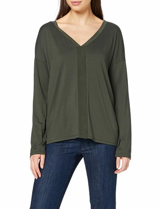 Street One Women's 314381 Long Sleeve Top