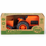 Asstd National Brand Green Toys Farm Tractor Orange Dress Up Accessory