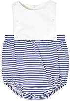 Jacadi Girls' Nautical Bloomer Bodysuit - Baby