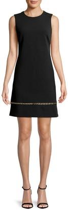 Calvin Klein Collection Grommet Sleeveless Dress