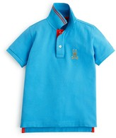 Psycho Bunny Boys' St Bart's Polo Shirt - Sizes XXS-L