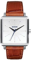 Nixon Women's A4722094 K Squared Analog Display Japanese Quartz Brown Watch