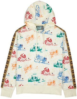 Gucci X Disney Printed Cotton Sweatshirt