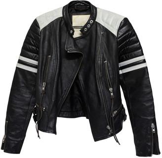 Denim & Supply Ralph Lauren Black Leather Jackets