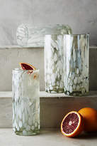 Anthropologie Lustered Tumbler Set