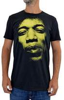 "Faces tshirt FACES Mens T-shirt ""JIMI HENDRIX"" Water Colors Screen Print"