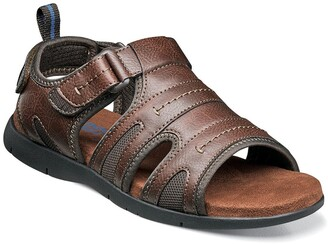 Nunn Bush Rio Grande Open Toe Fisherman Sandal