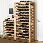 Williams-Sonoma Swedish Wood Shelving, Wine Racks