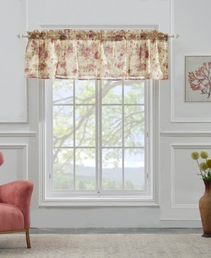 Greenland Home Fashions Antique Window Valance