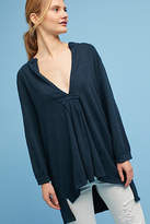 Cp Shades Deep V-Neck Tunic