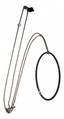 ginette_ny Black Pink gold Necklaces