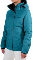 Obermeyer Cloudburst Ski Jacket - Waterproof, Insulated (For Women)