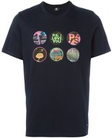 Paul Smith 'Badges' print T-shirt