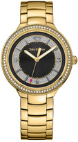 Juicy Couture Women&s Catalina Crystal Bracelet Watch