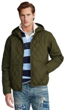 Polo Ralph Lauren Men's Quilted Hooded Jacket