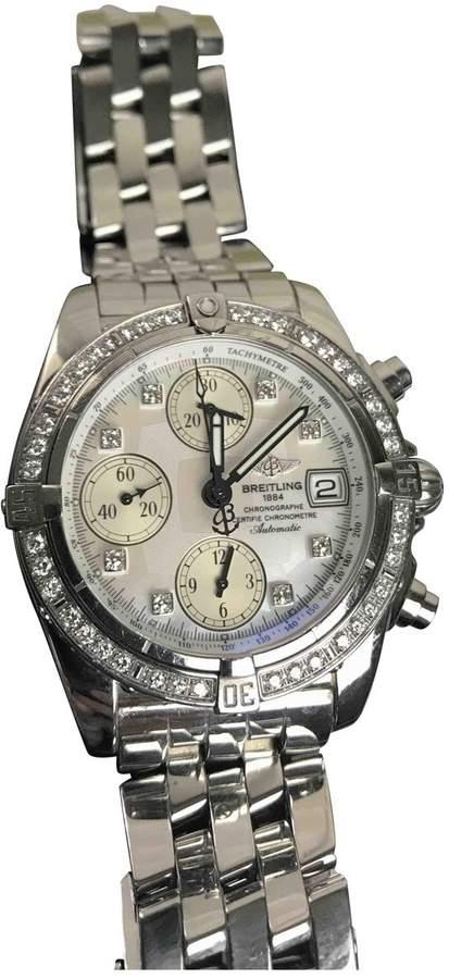 Breitling Cockpit Lady Diamants Watch