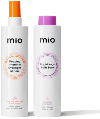 MIO Night Time Skin Routine Duo (Worth 62.00)