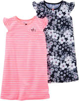 Carter's Sleeveless Nightgown-Toddler Girls