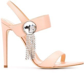 Chloe Gosselin Tori 110mm sandals