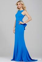 Jovani Ruffle Back Prom Dress JVN32628