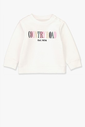 Country Road Verified Cotton Multi Heritage Sweat