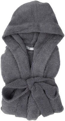 Giraffe at Home Dolce Chenille Hooded Robe