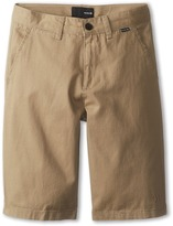 Hurley One & Only Twill Short (Big Kids)