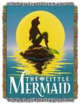 "Disney The Little Mermaid ""Ariel Poster"" Tapestry Throw"