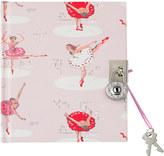 Cath Kidston Ballerina Kids Diary