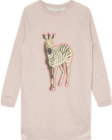 Stella McCartney Betty zebra cotton jumper 4-14 years