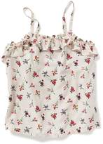 Old Navy Relaxed Ruffle-Trim Tank for Girls