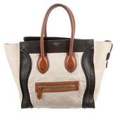 Celine Shoulder Luggage Tote