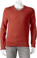 Apt. 9 Men's Modern-Fit Merino V-Neck Sweater