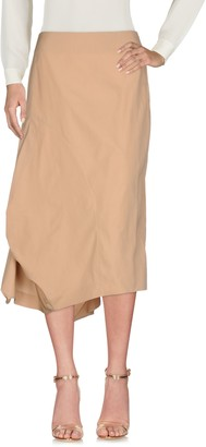 Roberta Furlanetto 3/4 length skirts - Item 35367822EI