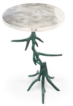 Thumbnail for your product : Loon Peak Lecuyer Abstract End Table