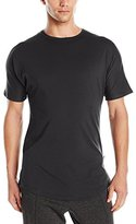 Publish BRAND INC. Men's Short Sleeve Scallop Crew Neck T-Shirt