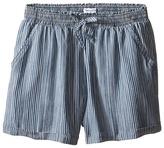 Splendid Littles Print Stripe Shorts Girl's Shorts
