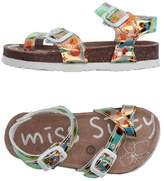 Miss Sixty Toe post sandal