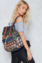Nasty Gal nastygal WANT Color Me Impressed Backpack