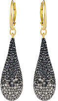 Swarovski Abstract Crystal Teardrop Earrings