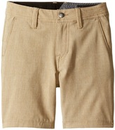 Volcom Frickin SNT Static Shorts (Toddler/Little Kids)