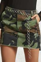 Forever 21 FOREVER 21+ O-Ring Chain Belt