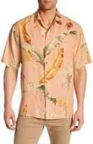 Tommy Bahama Copabanana Original Fit Silk Shirt