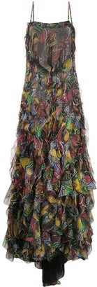 Missoni Ruffled Maxi Dress