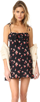For Love & Lemons Cherry Tank Dress