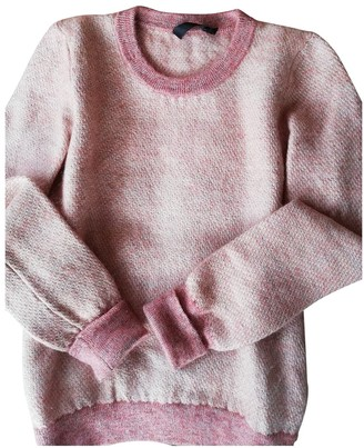 Calvin Klein Pink Wool Knitwear for Women